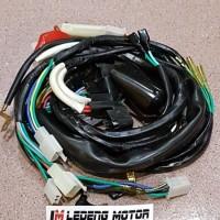 Body Set Kabel Bodi Assy Motor Honda Legenda Bukan Original