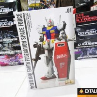 RG GUNDAM RX-78-2 EARTH FEDERATION SPACE FORCE [G337]