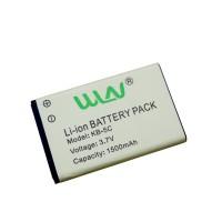 Baterai WLN Walkie Talkie HT Two-Way Radio