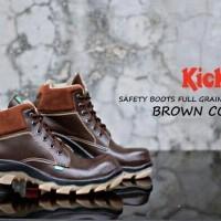 sepatu kikers kerja proyek lapangan kualitas premium harga promo