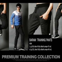 Baram training pants