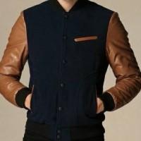 jacket semi kulit pria Diskon