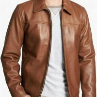 jacket kulit domba kualitas super Berkualitas