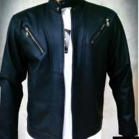 jaket semi kulit pria casual Limited
