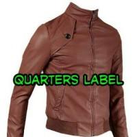 jacket semi kulit Diskon