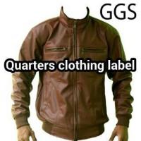 jacket semi kulit Berkualitas