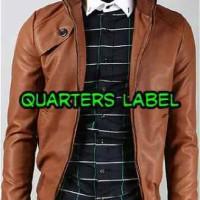 jacket semi kulit pria Berkualitas