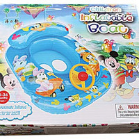 BAN SETIR - INFLATABLE BOAT MICKEY