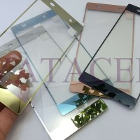 Tempered Glass Mirror Sony Xperia Z2 (Anti Gores Kaca) Warna Chrome