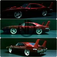 Diecast Jada Dodge Charger Daytona 1969 (New Loose)