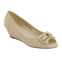 Flat Shoes Casual La Viola Cream