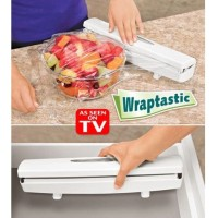 Wraptastic - Food Plastic Wrapping Dispenser - As Seen On TV