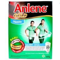 Susu Anlene Gold Vanila 600Gr
