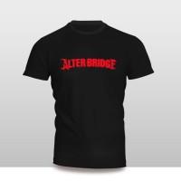 kaos baju pakaian musik grup alter bridge band murah