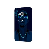 Yeezy Smoke Case for HTC One M7