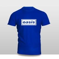 Kaos Baju Pakaian Musik Grup oasis Band Murah