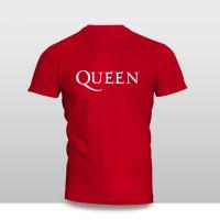 Kaos Baju Pakaian Musik Grup queen Band Murah