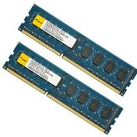 RAM DDR3 4 GB (2x2GB)