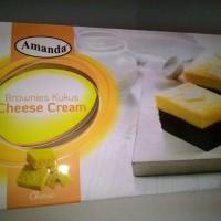 Brownies Kukus Amanda - Rasa Cheese Cream