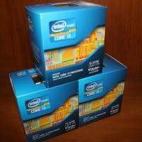 Processor Intel Core i3-3240 Ivy Bridge Box