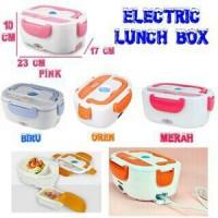 Electric Lunch box / Kotak Makanan Elekronic | Makanan Tetap Hangat