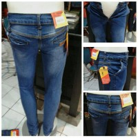 Celana Jeans lois skinny   Lois jeans   pencil lois biru