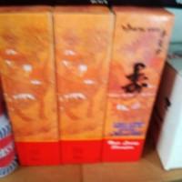 shampoo / shampo metal fortis 200 ml