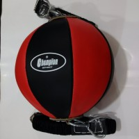 Champion Kulit Double End Bag Punching Speed Ball For MMA Boxing Glove