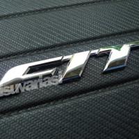 Emblem Fit Chrome GE8