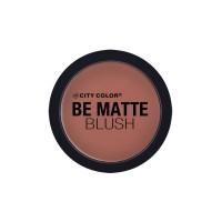City Color - Be Matte Blush Hibiscus