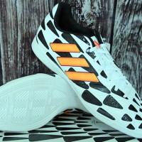 Sepatu Futsal Original Adidas Nitrocharge Battlepack Black/White