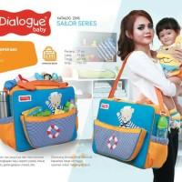 Tas Perlengkapan Bayi Besar Dialogue DGT 7239