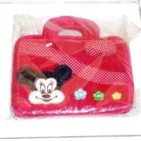 Softcase / Tas Laptop Karakter Mickey Mouse 11 Inch (Barang Sesuai Fot