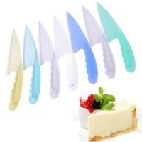 Creative Diy Home Baked Small Kitchen Cake Knife / Pisau Kue