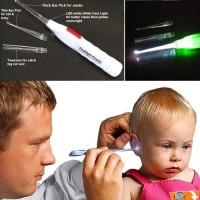Flashlight Earpick / Korek Kuping LED