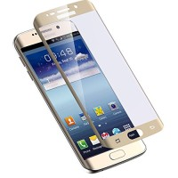 Tempered Glass Screen Protector Samsung Galaxy S6 Edge/Plus Full Layar
