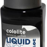 Cololite - Liquid Shoe Polish (Black) 45 cc