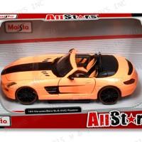 Diecast Maisto 1:24 - Mercedes SLS AMG Roadster