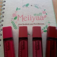 Bourjois - Rouge Velvet Edition