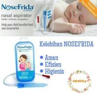 Nosefrida Nasal Aspirator (Sedot ingus)