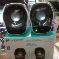 speaker logitech z120