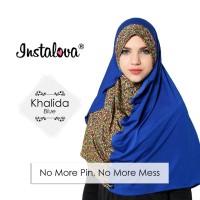 Hijab Super Instan Tanpa Jarum - INSTALOVA KHALIDA