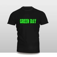 Kaos Baju Pakaian Musik Grup green day Band Murah
