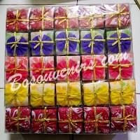 Tempat Tisu/Tissue Furing Murah kemasan Mika / Souvenir pernikahan