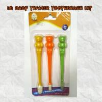 IQ Baby Trainer Toothbrush Kit