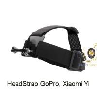 Headstrap Untuk Kamera Gopro Dan Xiaomi Yi