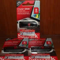 Flashdisk SANDISK Cruzer Glide 8GB