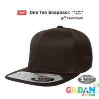 110F One Ten Snapback Flexfit Yupoong [Premium] Topi Hip Hop Original