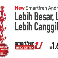 cuci gudang ponsel android hp smartfren like new second murah