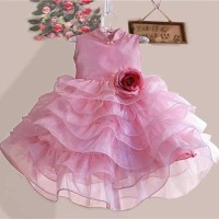 SALE Dress Anak Zoe Cheongsam Pink